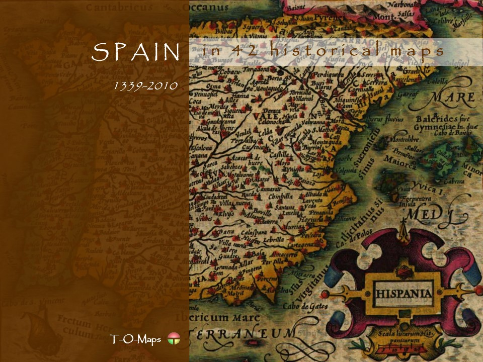Historical e-Atlas Spain