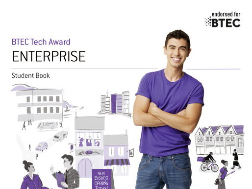 BTEC Tech Award in Enterprise - Component 1 (Full Unit)