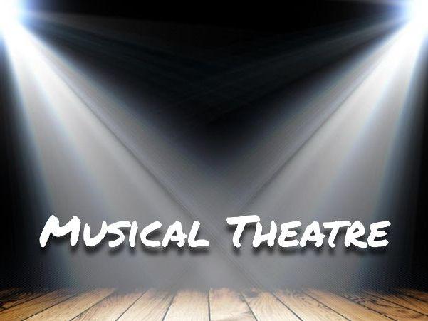 Musical Theatre Powerpoint - KS2/3