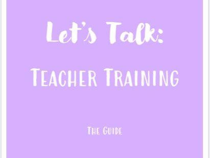 Trainee Teacher Guide