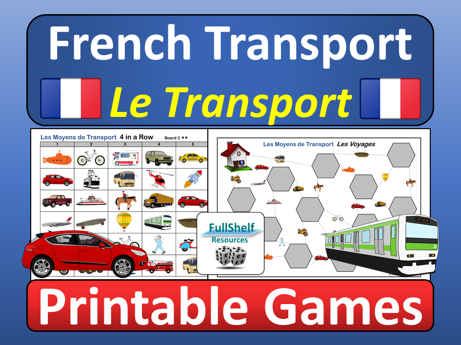 French Transport Games