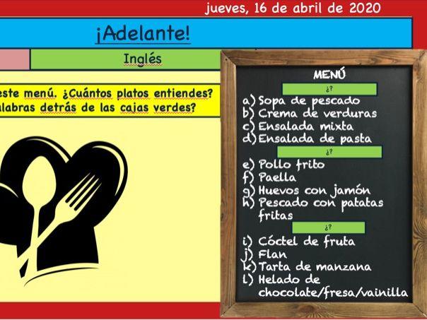 Viva 2 second edition Spanish Module 3