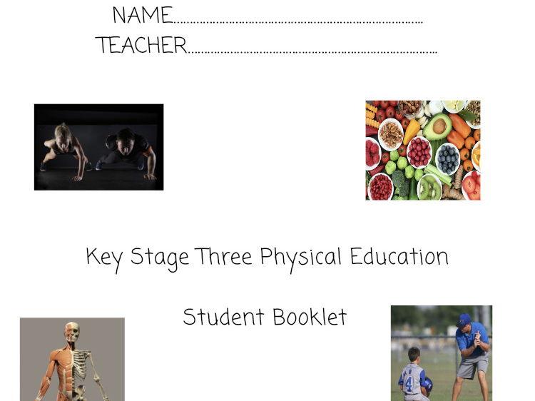 KS3 Classroom PE Bundle