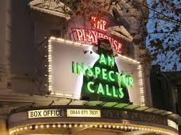 An Inspector Calls by J.B Priestley - -Context