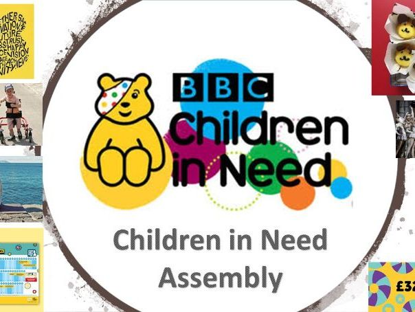 Children in Need Assembly 2019