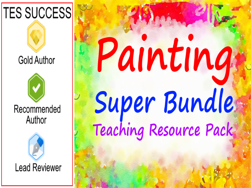 Paintings Bundle