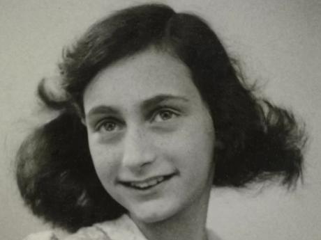 Anne Frank Lesson