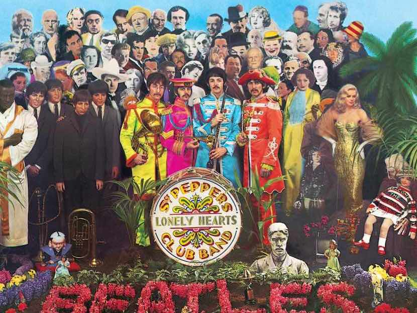 Sgt Pepper Beatles