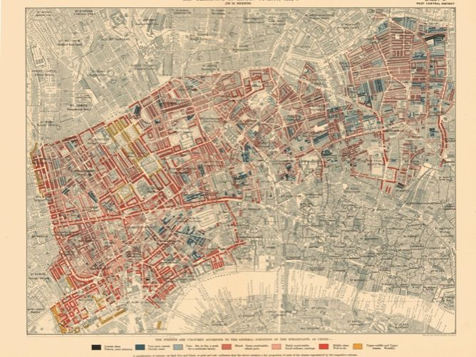 Streets of London 1870-1900