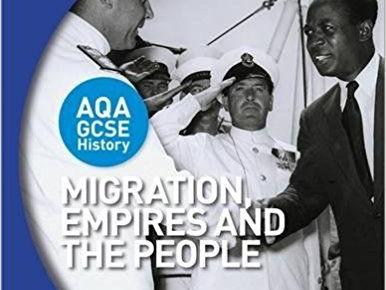 Migration, Empire and the People Lessons 1-6