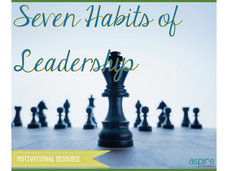 7 Habits of Leadership