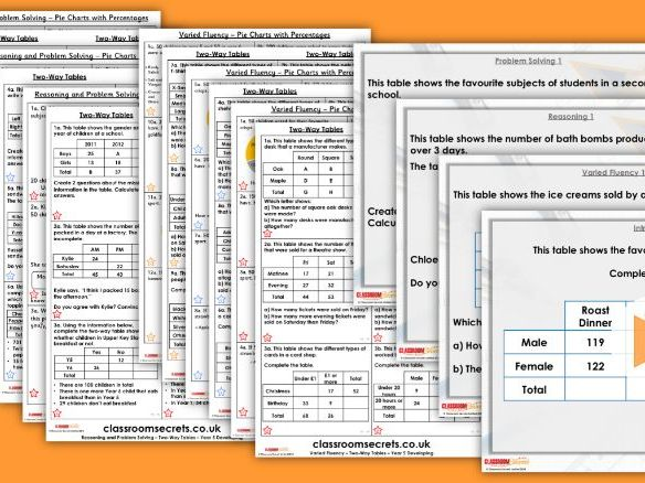 Year 5/6 Mixed Age Autumn Block 4 Step 6 Lesson Pack
