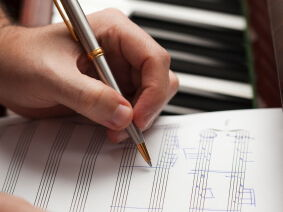 Composing Task: Start with the melody
