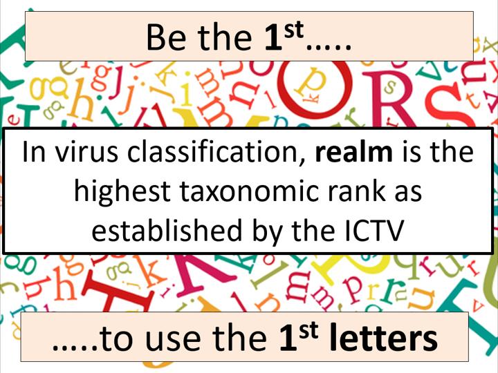 Archaea, Bacteria & Eukarya & virus classification (CIE A-level Biology)