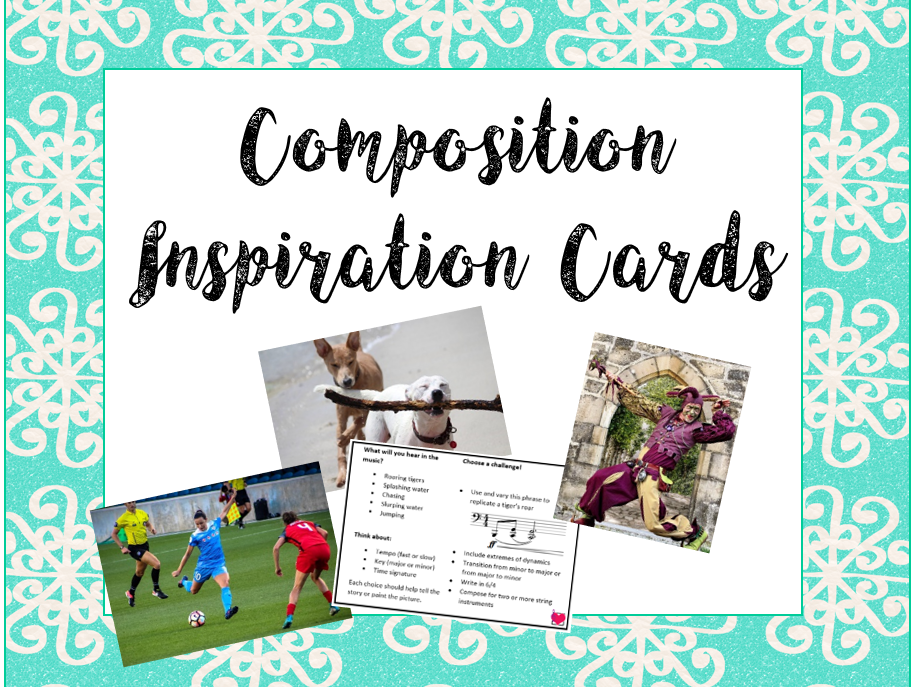 Composition Inspiration Cards