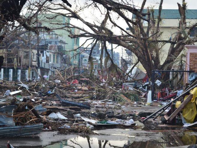 Typoon Haiyan Information Powerpoint