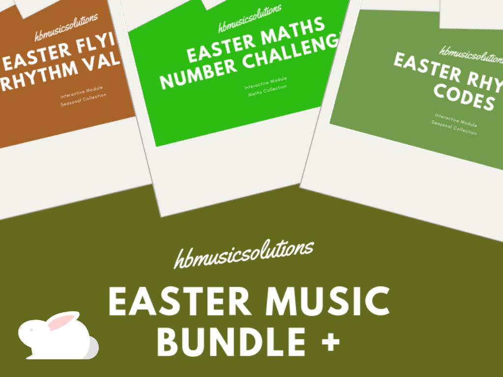 Easter Music Bundle+