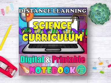 Biology Physics Earth and Space Science Distance Learning