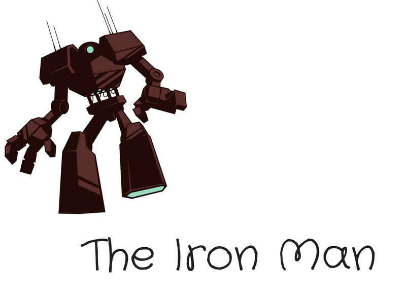 The Iron Man Reading Comprehension