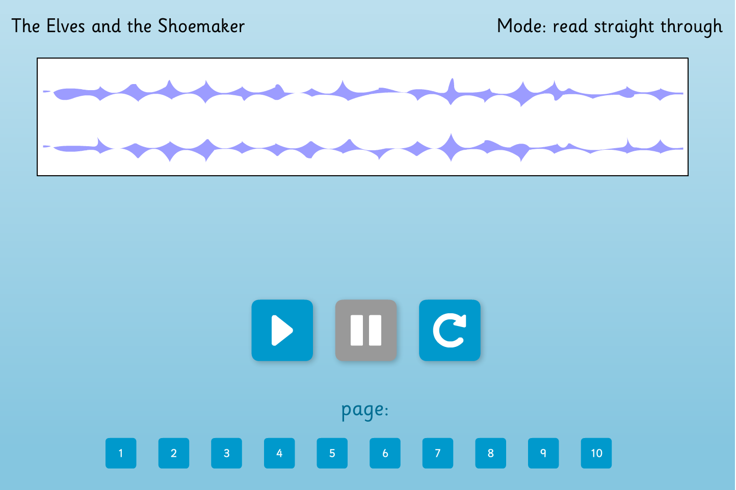 The Elves and The Shoemaker - Audio Storybook - Christmas KS1