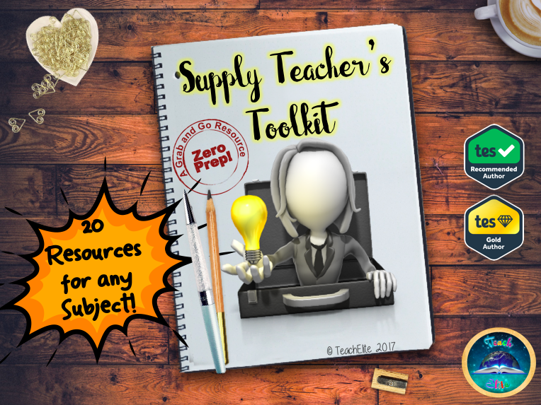 Supply Teacher's Toolkit