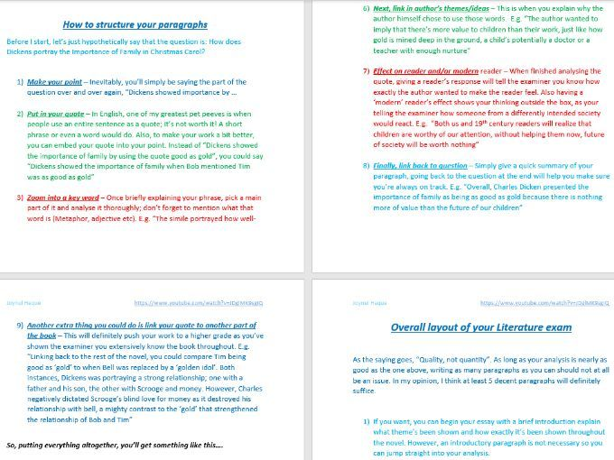 GCSE English (9-1) Step By Step Guide By Joynul Haque