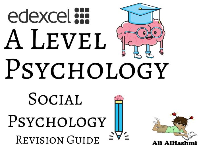 Social Psychology Revision Guide