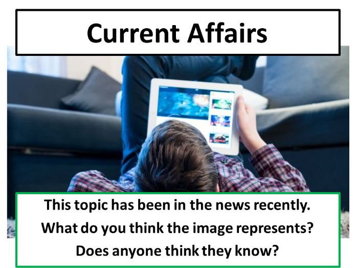 Internet Addiction - Current Affairs Form Time Activity
