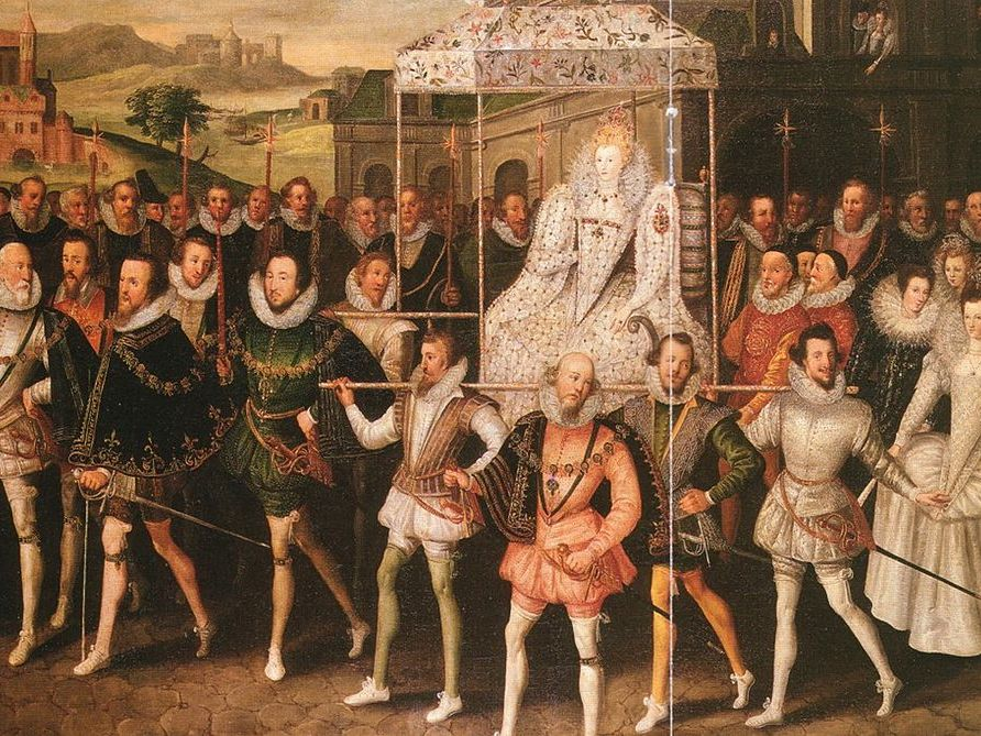 *Updated* Elizabeth I's Royal Court, Progresses, Performance and Patronage - Securing Support
