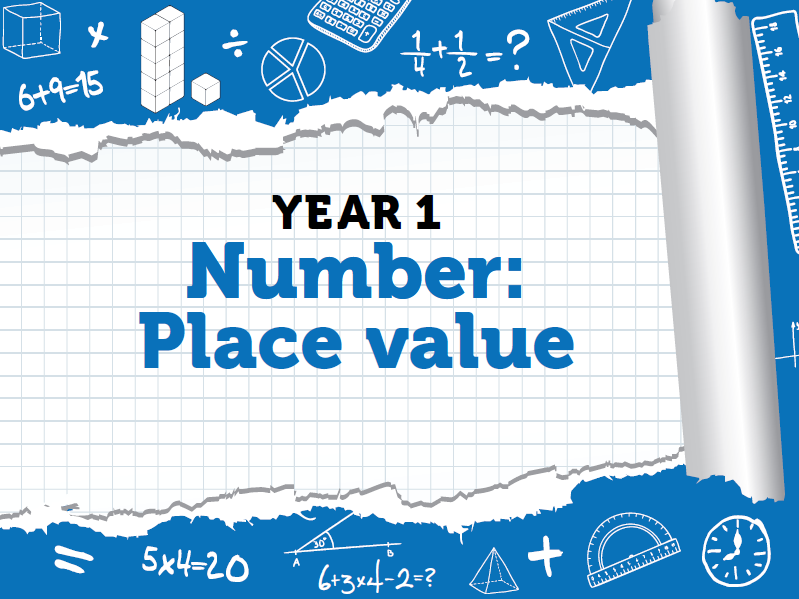 Year 1 - Spring - Week 5 - Place Value