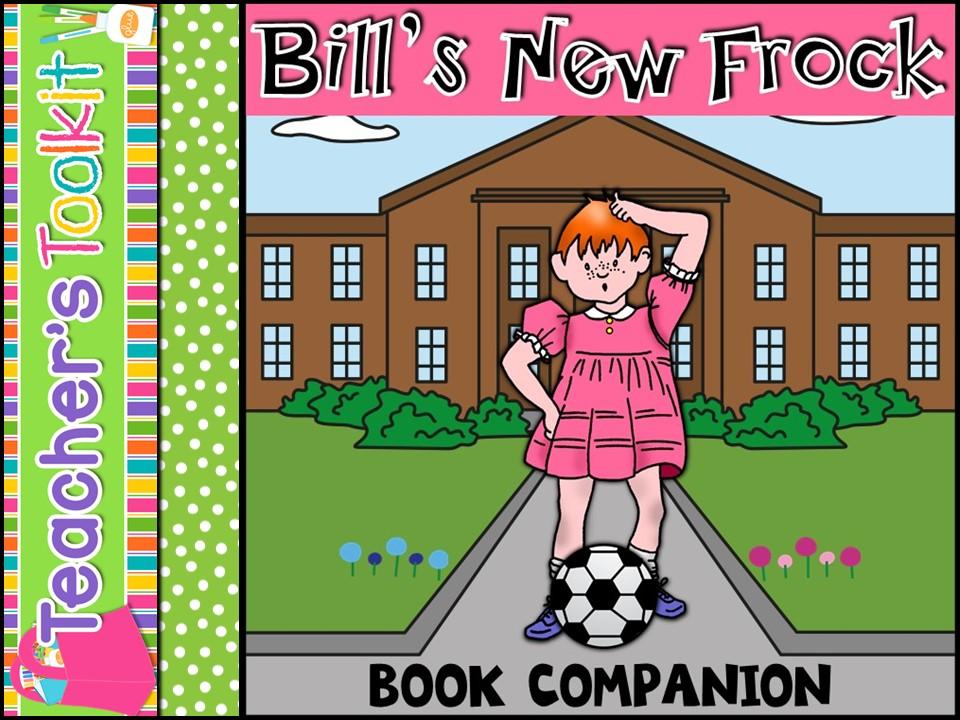 Bill's New Frock Novel Study