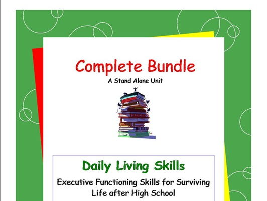 DLS - Big Workbooks Bundle