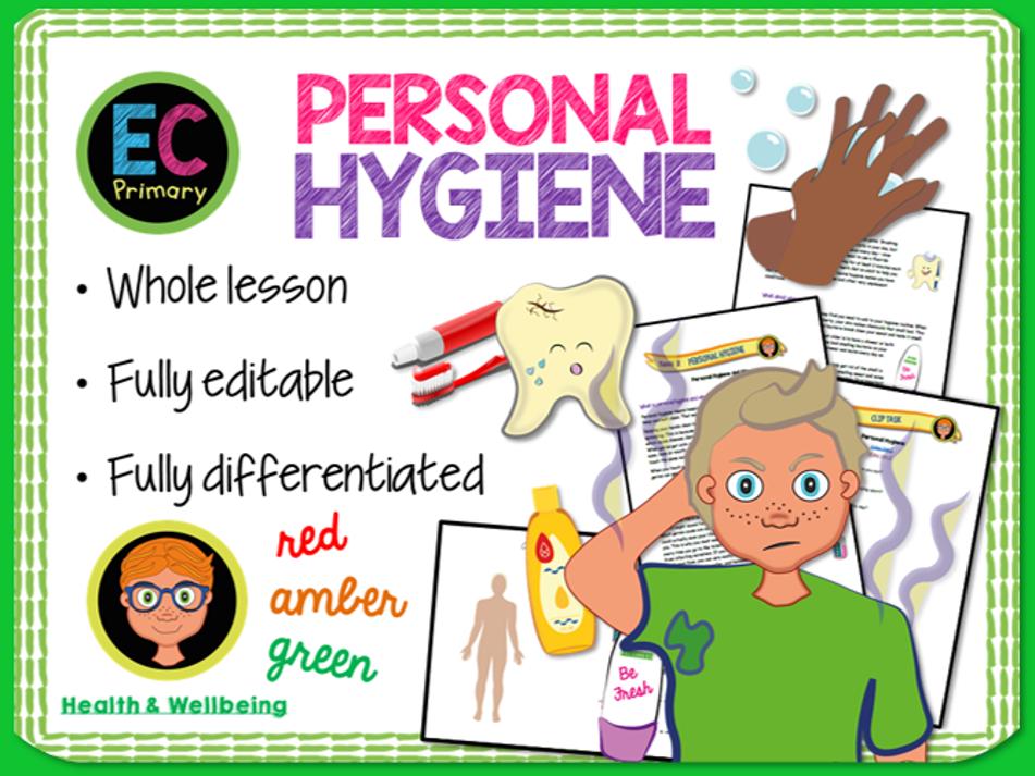 Personal Hygiene KS2