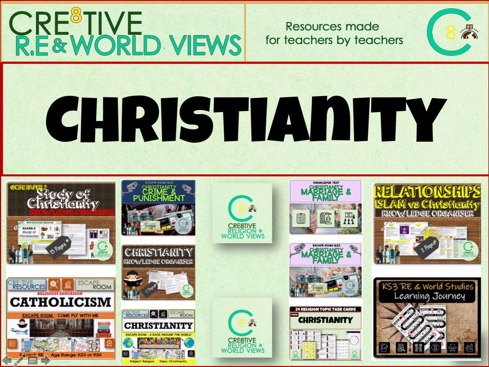 Christianity Resources