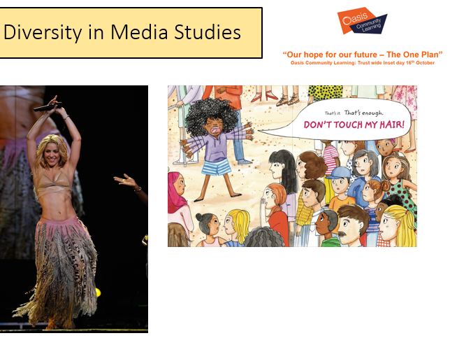 Black History Month - Alvarado's Theory in Media Studies