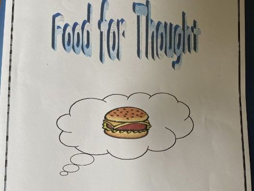 Food for Thought - Story Sandwich