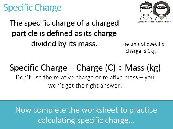 Inside the Atom and Specific Charge