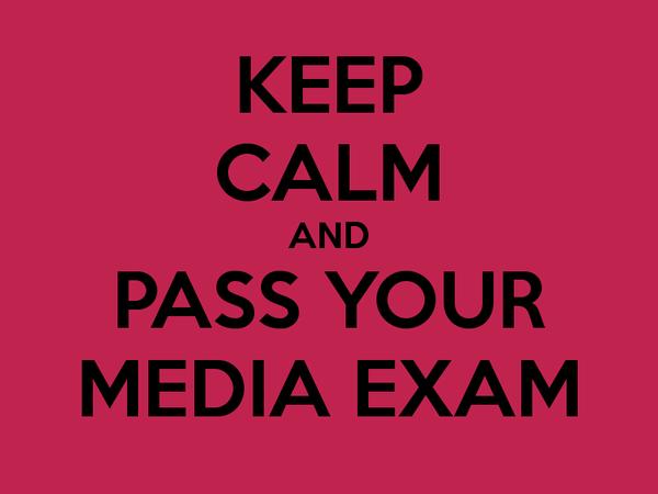 GCSE and A Level Media Studies Questions