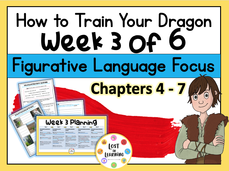 How To Train Your Dragon: Week 3 Unit