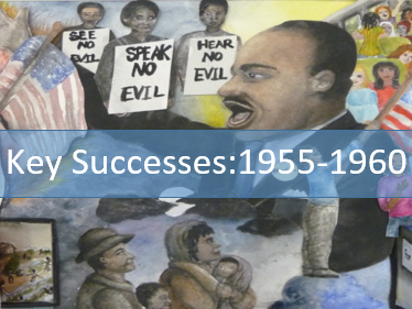 Key Successes of the Civil Rights Movement 1955-60