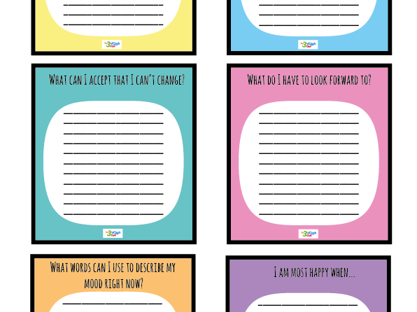 Reflective Prompt Cards