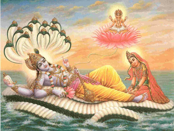 Hindu Creation Story - KS3 National Curriculum