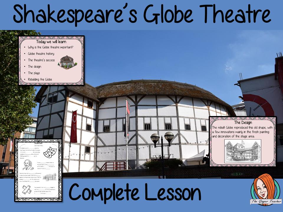 Shakespeare's Globe Theatre Lesson