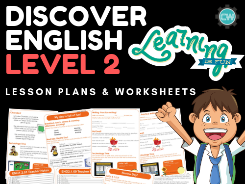 Discover English: Level 2