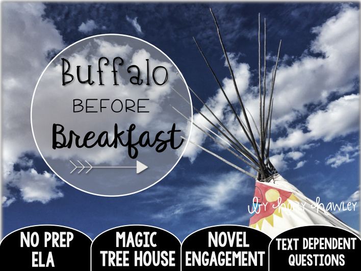 Buffalo Before Breakfast: Text Dependent Questions