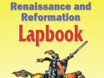 Renaissance & Reformation Lapbook