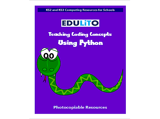 Teaching Coding Concepts using Python