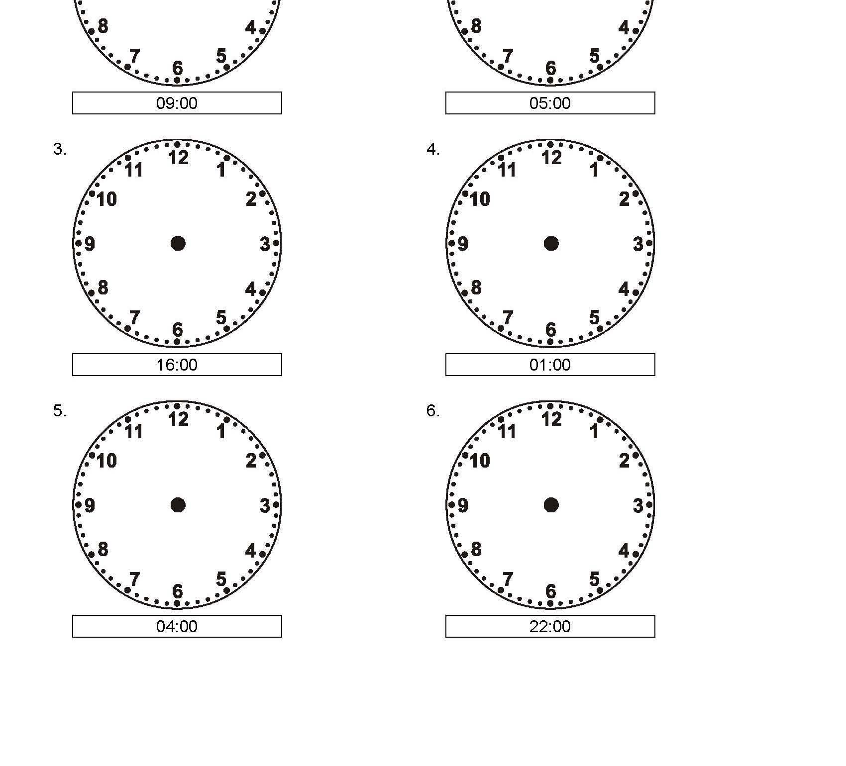 Bundle Telling The Time and Time passages