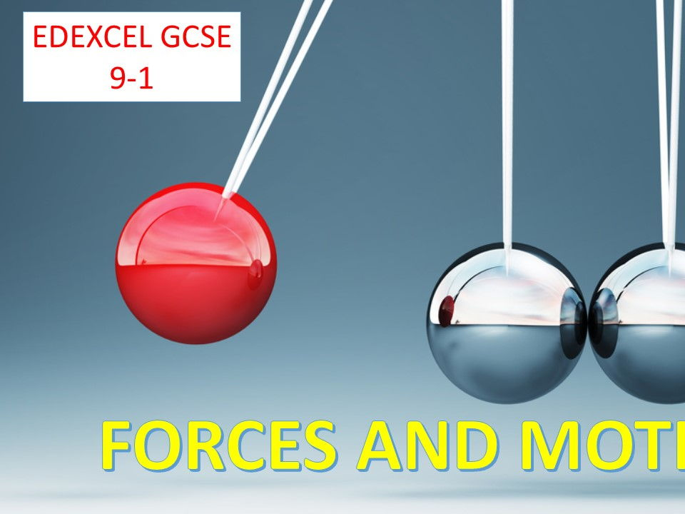 Forces and Motion GCSE 9-1 lesson Units, scalars and vectors  (includes 2x worksheets and revision game)