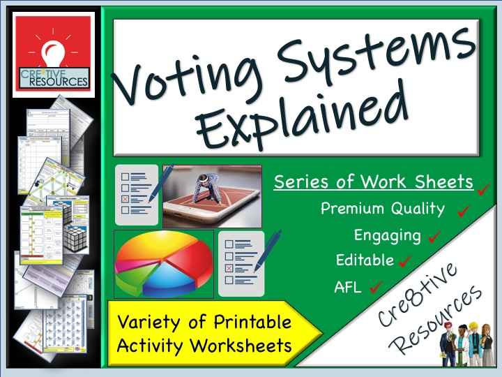 Voting Systems and Politics